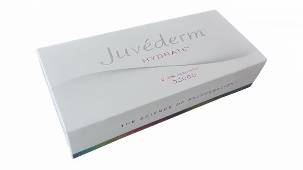 By Juvederm Hydrate